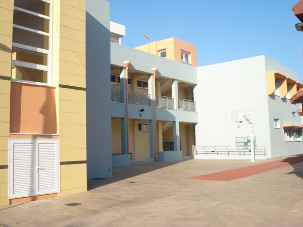 THE LIMASSOL NAREG SCHOOL PLAYGROUND