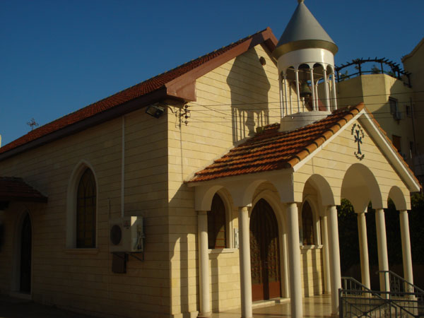 SOURP KEVORK CHURCH